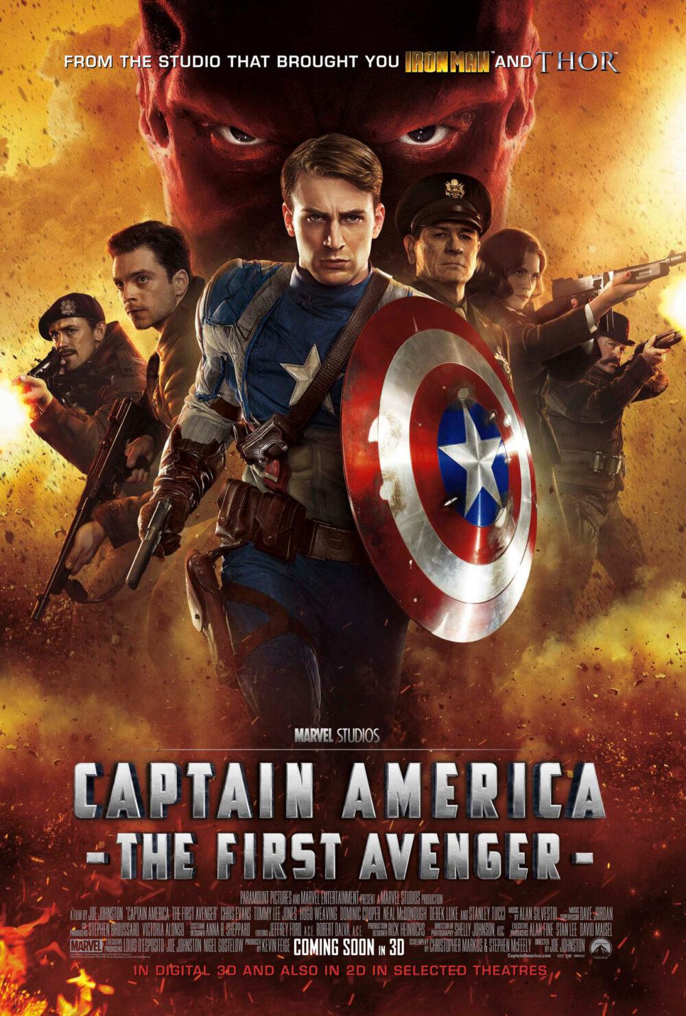 Captain America: The First Avenger, Captain America: The First Avenger và chân dung người đội trưởng Mĩ