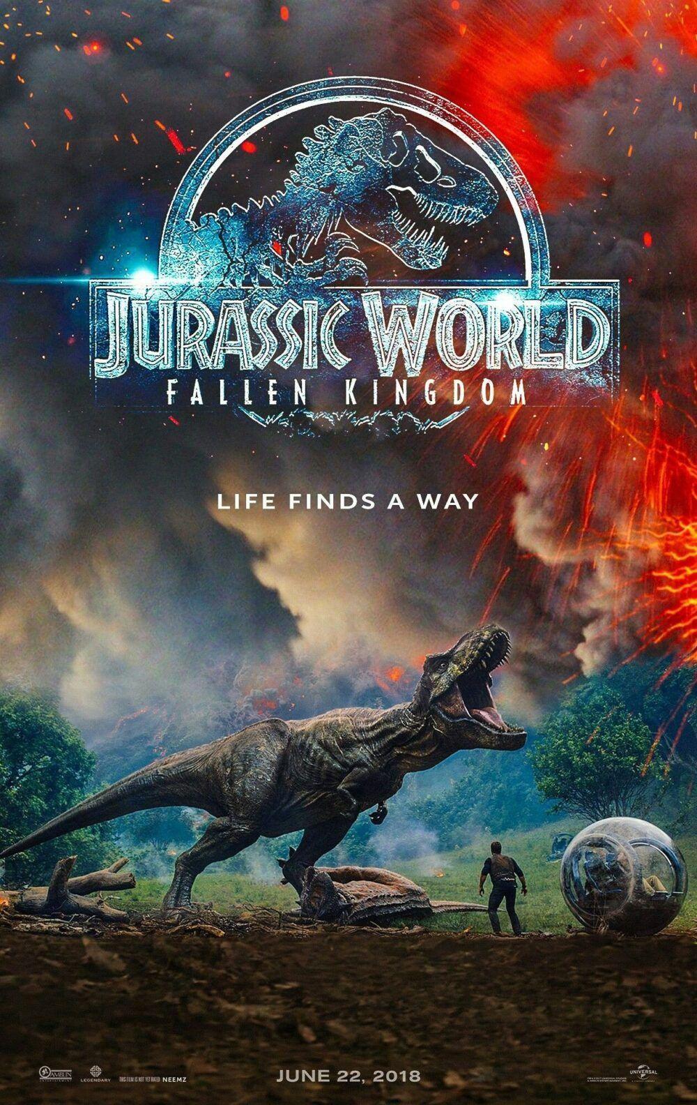 """jurassic world 2 anh dai dien e1583850838442 - Phiêu lưu kịch tính cùng """"Jurassic World: Fallen Kingdom"""""""