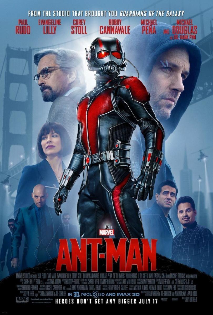 Ant man, Ant Man: Câu chuyện thú vị về siêu anh hùng nhỏ nhất thế giới
