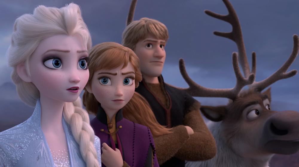 hai nang cong chua va nhung nguoi ban khi lac vao khu vuon phep thuat e1599772098587 - Frozen 2: Phim hoạt hình ẩn chứa những thông điệp đầy ý nghĩa