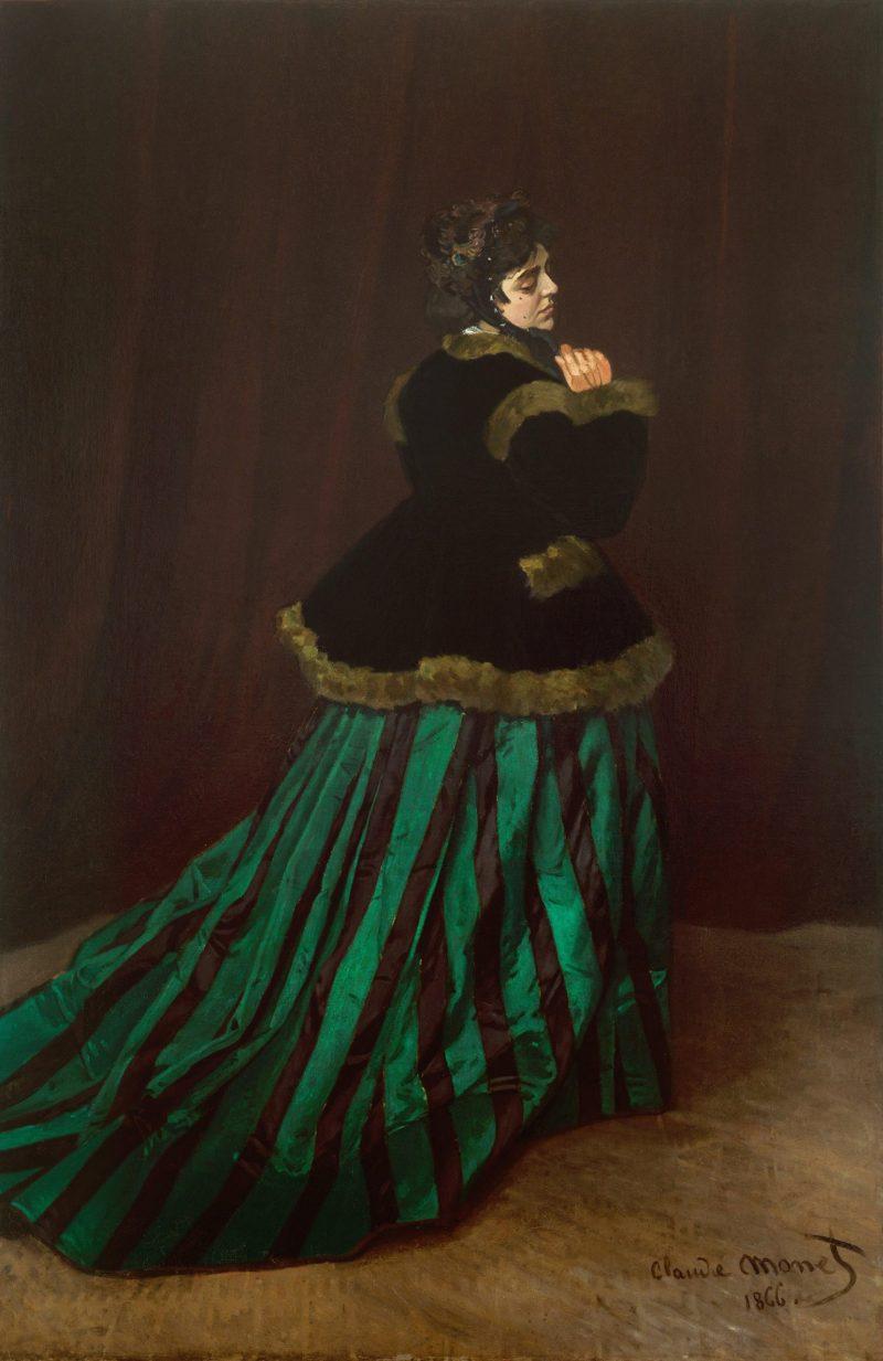 claude monet hinh anh 7 scaled e1628012674798 - Claude Monet: Người mở đường cho trường phái hội họa Ấn tượng